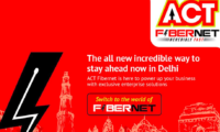 ACT FiberNet launches 3 new high capacity broadband plans in Delhi