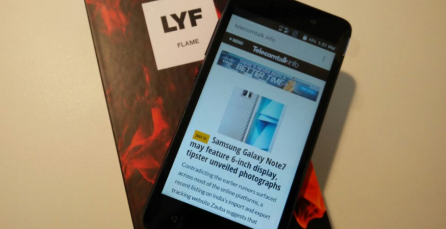 Reliance Retail introduces fresh price cut for LYF brand phones ahead of JIO commercial launch