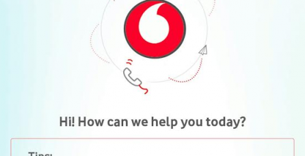 Vodafone launches Live chat feature for My Vodafone self-care app