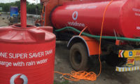 Vodafone India's Novel Initiative: Billboards powered by IoT for Rainwater Harvesting