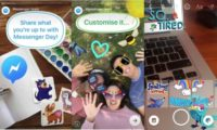 """Messenger Day"" is Facebook's another attempt to copy Snapchat features"