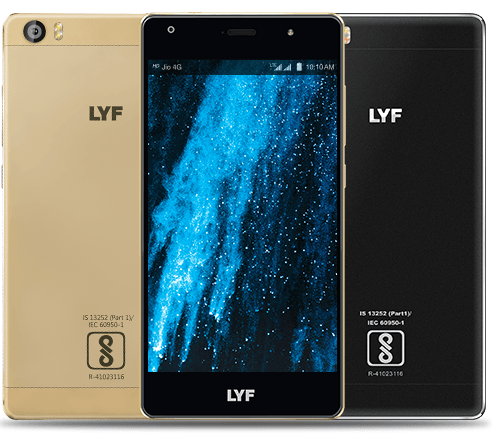 Lyf Smartphones as Future Ready Phones