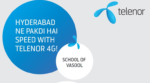 Telenor rolls out 4G services in Hyderabad; offering 1GB data at just Rs. 97