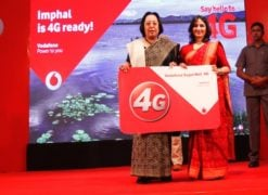 Vodafone Launches 4G Services in Manipur Along With Introductory Offer of 22GB 4G Data at Rs. 999