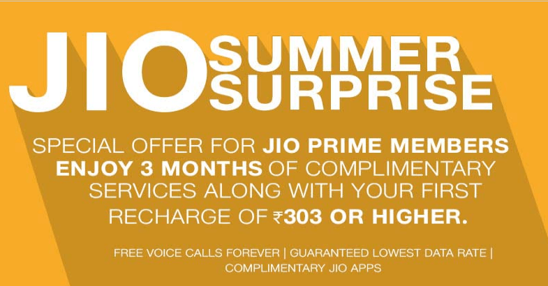 Reliance-Jio-Summer-surprise-offer-removed