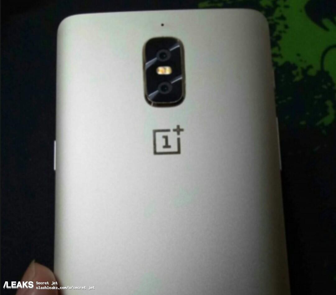 OnePlus 5 with horizontal dual rear camera setup leaked on Weibo
