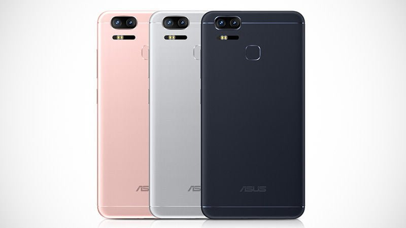 Asus Will be Rolling Out Six 'Zenfone 4' Series Smartphones