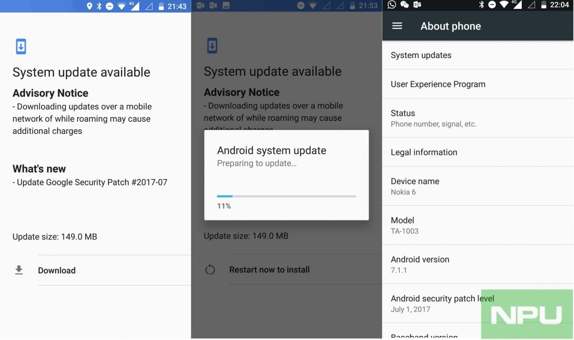 Nokia-6-July-Security-update-Android-