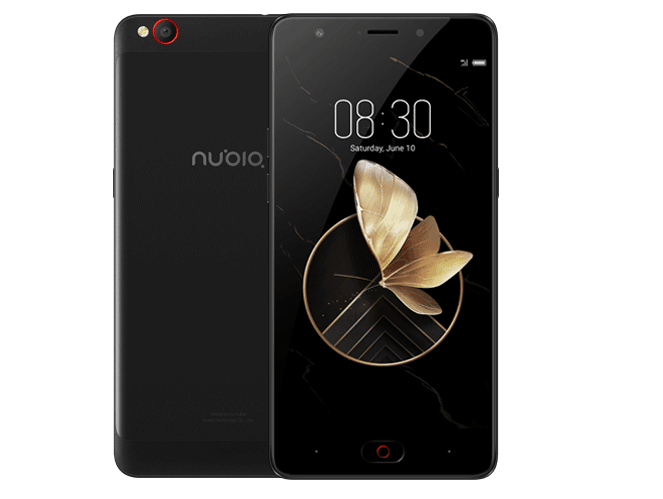 Nubia N2 with 5000mAh battery coming to India on July 5
