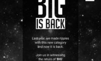 Xiaomi Teases the Mi Max 2 Launch in India as 'Big is Back'