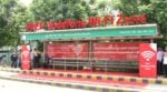 Vodafone India Sponsors First Ever Wi-Fi Enabled Bus Shelter in Gurugram