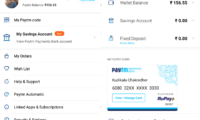 Paytm Payments Bank Goes Live For Public With the Paytm Beta 6.0 Version