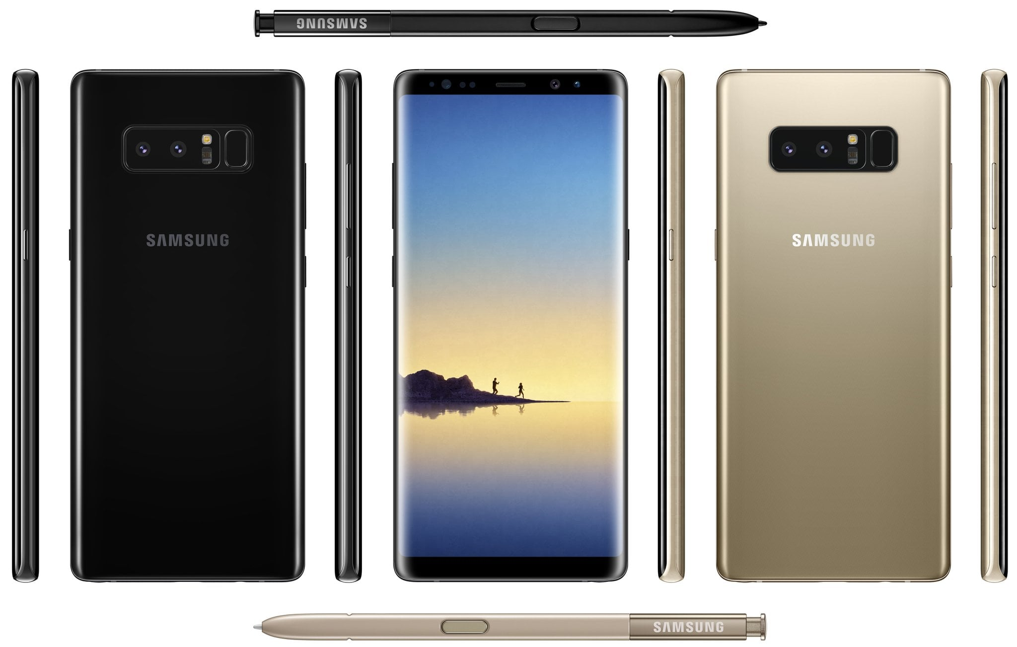 Samsung Galaxy Note 8 Leaked [Images]