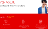 Airtel Expands VoLTE Footprint to Andhra Pradesh and Telangana Circle