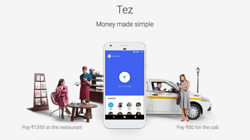 Google Tez gains 12 million users in India, introduces bill payments feature