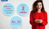 RCom Comes Up With a New Plan Offering 1GB 4G Data and 1 Hour of Voice Calling for 2 Days at Rs. 33