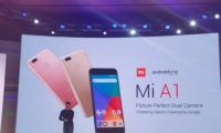 Xiaomi Mi A1 Joins Google's Android One Project; Priced at Rs. 14,999 and Gives Up to 200GB Free Data from Airtel
