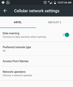Tricks to Increase 4G