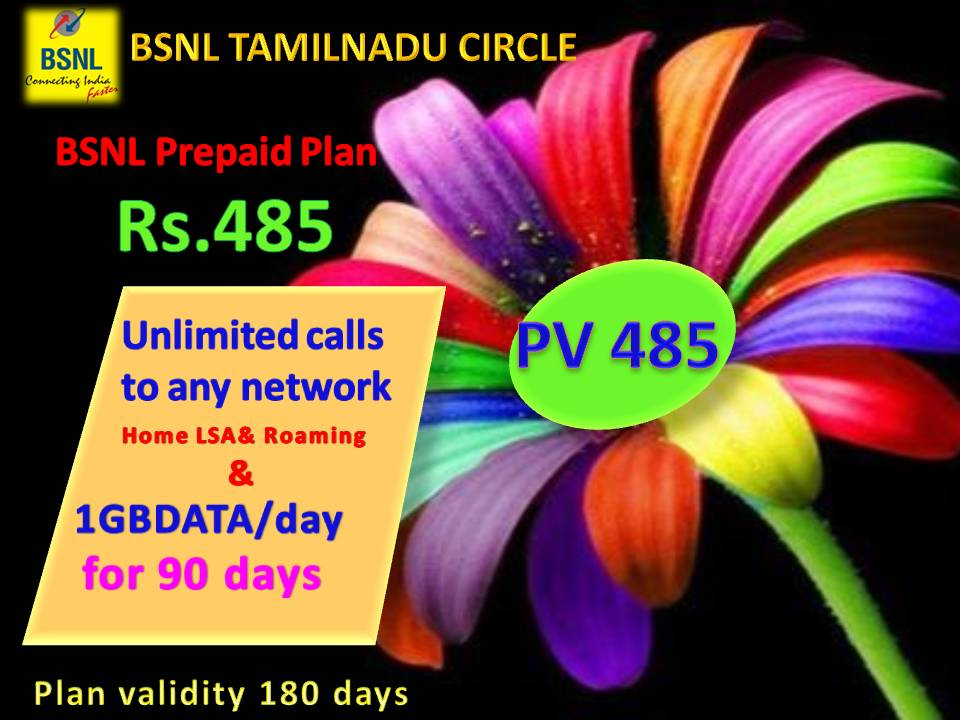 BSNL Launches Rs  186 and Rs  485 Tariff Plans With Unlimited Voice