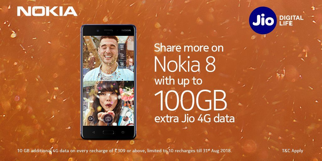 nokia-8-jio-offer