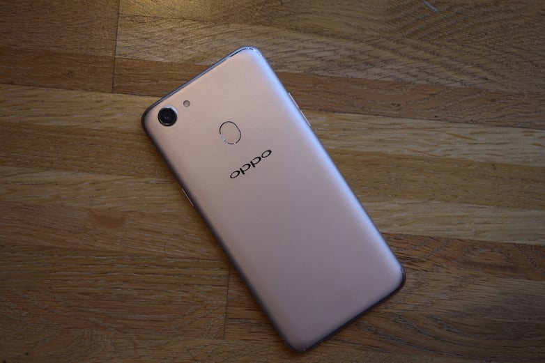 Oppo F5 With 20MP AI Selfie Camera and 6-inch Full HD+