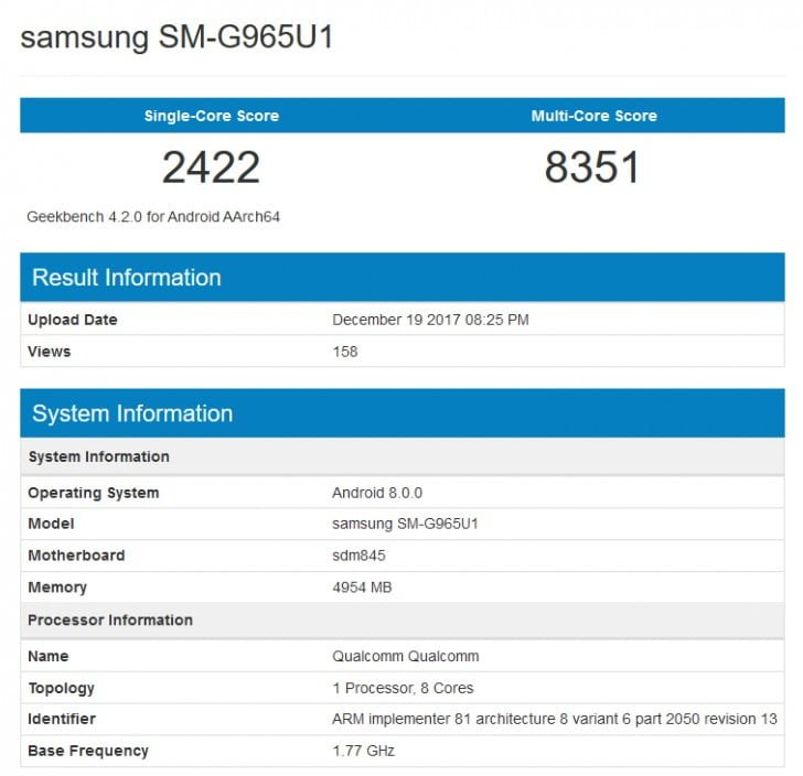 Samsung-Galaxy-S9-geekbench-1
