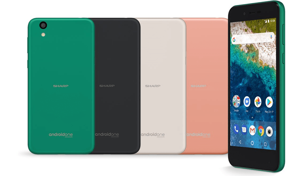 Sharp announces new Aquos S3 Android One phone