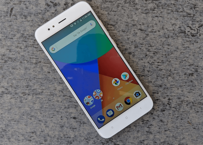 Android 8 1 Oreo Update for Xiaomi Mi A1 Reportedly Pulled