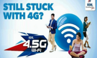 BSNL Introduces Three New 4G Plus WiFi Plans, Revises Existing Plans With Better Data Benefit