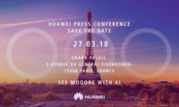 Huawei P20 Event Invite Hints Triple Camera Presence on the Flagship Smartphone