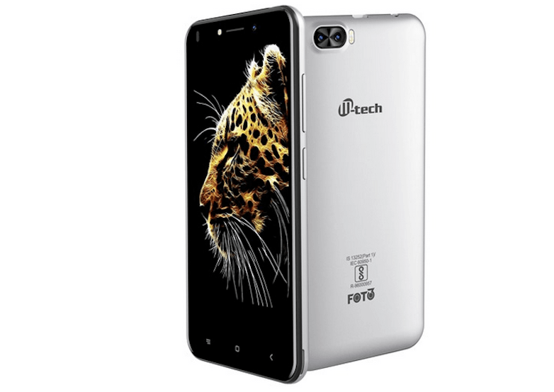 Image result for M-tech launches 4G smartphone for Rs 4,499