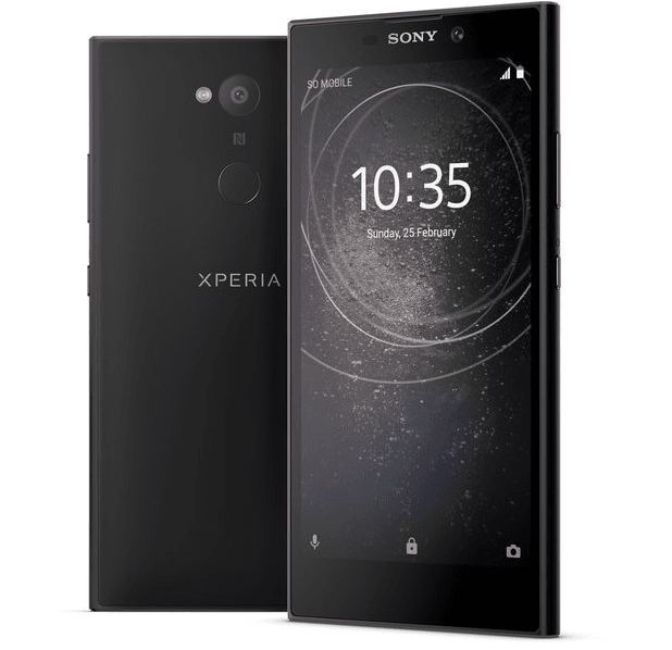 Sony Launches Selfie-Centric Xperia L2 For Rs 19990
