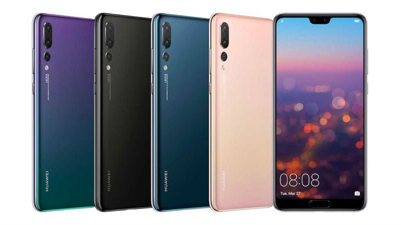 Huawei P20 Pro in India