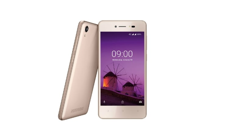 Lava Z50 Android Oreo (Go Edition) smartphone launched: Price, specifications and offers