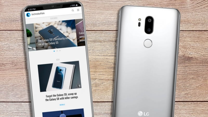 LG wants your feedback on display 'notches,' voice your opinion on Reddit