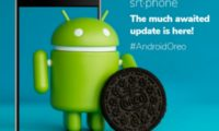 Smartron Begins the Rollout of Android Oreo Update to srt.phone
