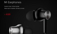 Xiaomi Launches Mi Earphones and Mi Earphones Basic in India, Prices Start at Rs 399