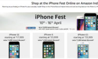 Amazon India Kicks Off Apple iPhone Fest, Offering iPhone 7 at Rs 41,999