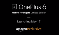 OnePlus 6 Marvel Avengers Limited Edition Confirmed to Launch in India on May 17