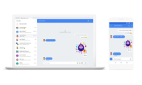 Android Messages Now Allows Users to Send Texts from a Desktop Browser