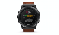 Garmin Introduces Fenix 5 Plus Smartwatch with Maps, Garmin Pay and New Sensors