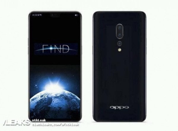 Oppo Find X Lamborghini Edition revealed with super-fast battery charging