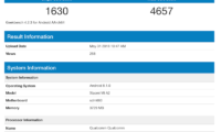 Xiaomi Mi A2 Powered by Snapdragon 660 SoC Stops at Geekbench