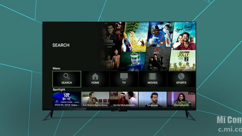 PatchWall UI for Xiaomi Mi TV 4 Gets Updated With Clear