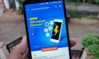 Flipkart Adds Prepaid Mobile Recharge Option on its Mobile App to Rival Amazon
