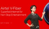 Bharti Airtel Removes FUP Limit on Broadband Plans in Various Cities
