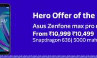 Asus Zenfone Max Pro M1 Will Be Even More Affordable During Flipkart Big Shopping Days