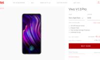Vivo V11 Pro Available at Rs 4,299 Down Payment on Airtel Online Store With Bundled Postpaid Plan
