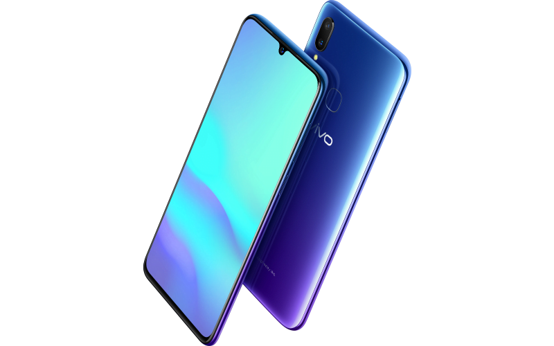 Vivo V11 Features LCD Display and Lacks In-Display