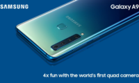 Samsung Galaxy A9 With Snapdragon 660 SoC to Launch in India this Month